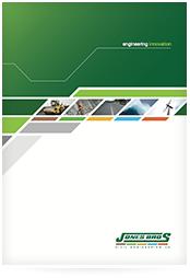 Jones Bros - Engineering Innovation brochure